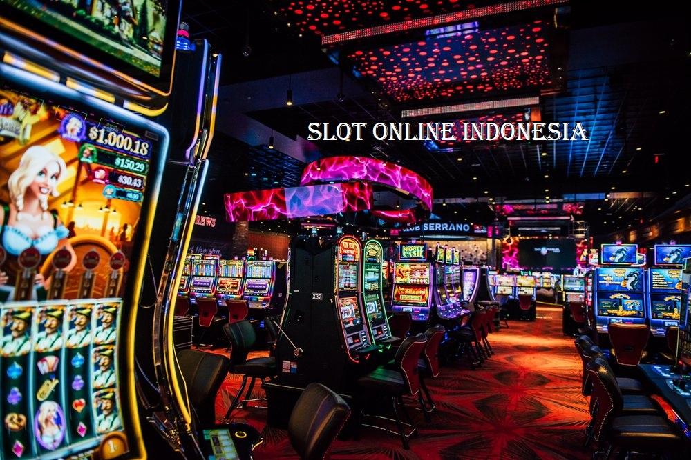 Website Perjudian Slot Online