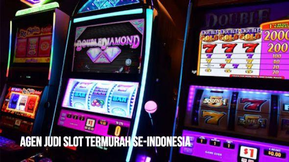 Agen Judi Slot Mesin Online Terbaru Pakai Uang Asli
